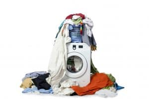 overloading your washing machine